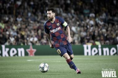 "Leo Messi: la plenitud del ""10"""