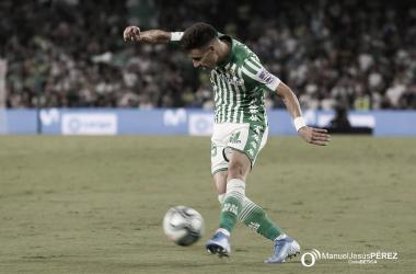 Álex Moreno, 'Jugador de Alta Velocidad' de la jornada 22