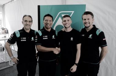 Jake Dixon firma por Petronas / Foto: Petronas Sprinta Racing