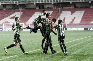 Dos contratados na temporada, apenas 5 jogadores não marcaram gols (Foto: Mourão Panda / América)
