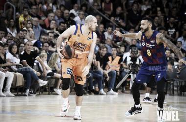 FCB Basket y Valencia vuelven a verse las caras en el choque copero