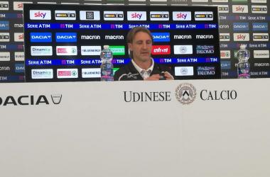 """Udinese - Nicola: """"Miglioriamo lentamente, ma devo portare punti oltre che progressi"""""""