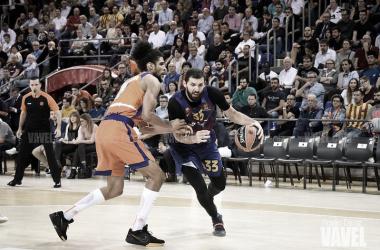 El Valencia Basket acaba con el vigente campeón