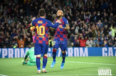 Valladolid vs Barcelona en VIVO y en directo online en La Liga