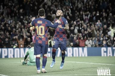 Messi, Suárez y Arturo Vidal, rivales en la Copa América