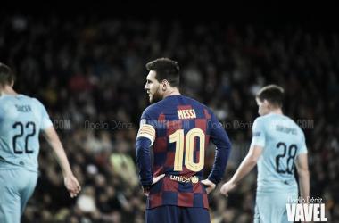Leo Messi: la evolución del Rey