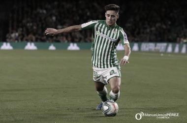 Álex Moreno y Canales, entre los jugadores más rápidos de la Liga