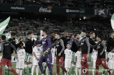 El posible once del Sevilla al que tendría que hacer frente el Betis en el derbi