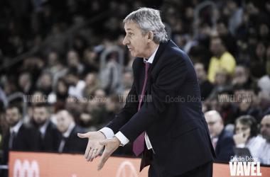 "Svetislav Pešić: ""No hay dos partidos iguales"""