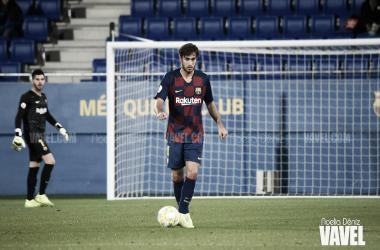 Convocatoria del Barça B para visitar al Lleida
