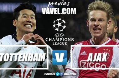 Previa Tottenham - Ajax: un duelo histórico