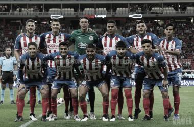 Los últimos inicios de torneo del Guadalajara