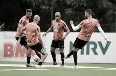 Atlético-MG inicia temporada diante do Uberlândia pelo Campeonato Mineiro