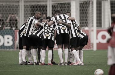 Atlético-MG goleiaTupynambáse assume a ponta do Campeonato Mineiro