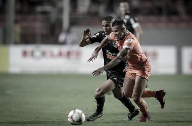 Atlético-MG sofre com falta de criatividade e empata com Coimbra pelo Mineiro