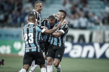 Em noite de estreias, Grêmio massacra Esportivo noGauchão
