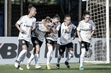 No retorno à elite, Grêmio faz valer mando de campo e supera Minas Icesp no BR Feminino
