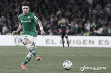 Álex Moreno, 'Jugador de Alta Velocidad' de la jornada 27