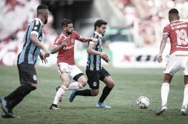 Grêmio x Internacional: Gre-Nal 424 marca primeiro encontro internacional dos arquirrivais