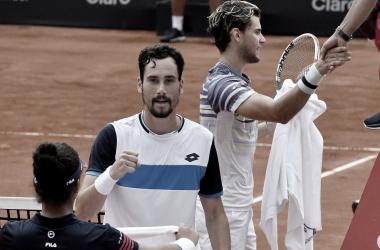 Mager surpreende, elimina Dominic Thiem e está nas semis do Rio Open