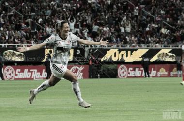 "Adriana Iturbide: ""Me da orgullo meter mi primer gol del torneo en este partido"""