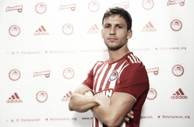 Foto: Twitter oficial del Olympiacos.