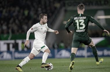 Werder Bremen e Wolfsburg se encaram com a corda no pescoço para seus objetivos