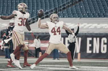 Massacre dos 49ers e Tom Brady em dia inspirado: os jogos da tarde de domingo na NFL