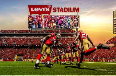 Los 49ers bautizan su nuevo estadio como 'Levi's Stadium'