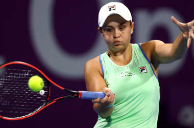 WTA Doha Day 3 wrapup: Barty, Pliskova, Bencic advance; Kenin, Mertens upset