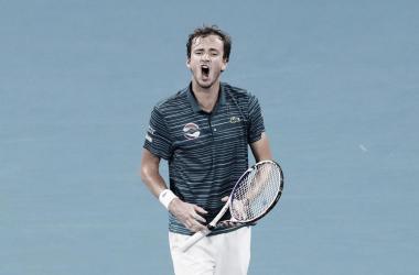 ATP Cup: Rússia se impõe, atropela Argentina e aguarda vencedor de Sérvia e Canadá na semifinal