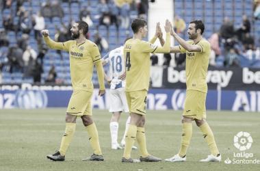 Un Villarreal con mucho gol