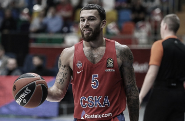 Mike James y CSKA, unidos hasta 2023