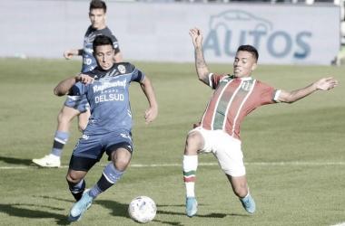 La ultima vez que se enfrentaron en La Plata, empataron 0-0. Foto: Web