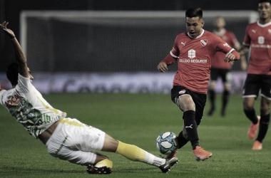 El Rojo sigue en la Copa Argentina (Foto:Infobae)