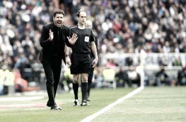 Diego Pablo Simeone    FOTO: Club Atlético de Madrid.