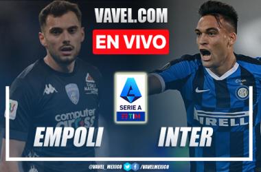 Empoli vs Inter EN VIVO: ¿cómo ver transmisión TV online en Serie A?