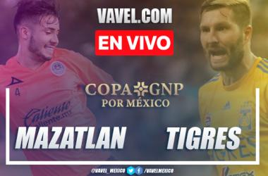 Resumen del Mazatlán 0-0 Tigres en Copa GNP por México