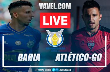 Gols e melhores momentos de Bahia x Atlético Goianiense no Brasileirão (0-1)