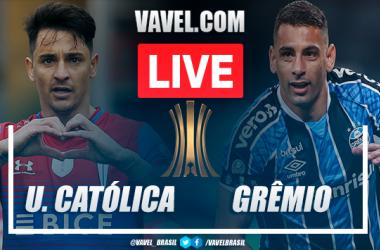 Gols e melhores momentos de Universidad Católica 2x0 Grêmio AO VIVO pela Libertadores 2020