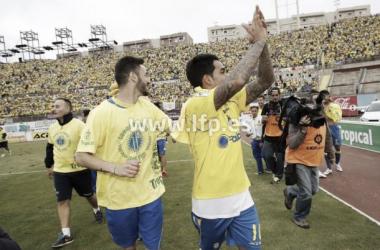El firmamento tiene una nueva estrella, Las Palmas es de Primera División