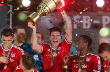 Mario Gómez sai do Bayern com nome escrito na história do clube