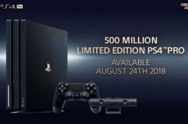 La nueva PS4 estará disponible a partir del 24 de agosto. | Foto: Sony