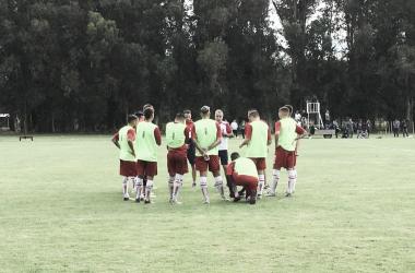 Una victoria y una derrota ante Aldosivi. Foto: Twitter oficial de Unión.