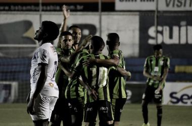 América-MG triunfa sobre URT e enfrenta Atlético-MG na semifinal do Campeonato Mineiro