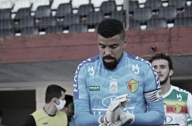 """Zé Carlos comemora mais uma final com Brusque: """"Estamos fazendo história"""""""