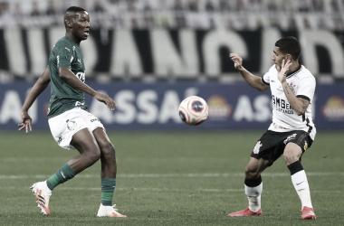 Patrick de Paula elogia postura do Palmeiras na Arena Corinthians