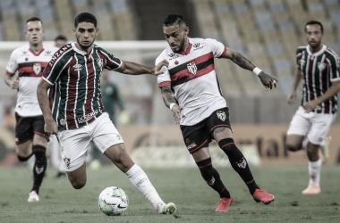 Melhores momentos de Fluminense 0 x 0 Atlético-GO pelo Campeonato Brasileiro