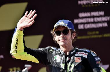 """Valentino Rossi: """"El Mundial ha terminado para mí"""""""