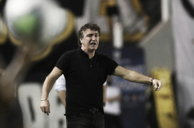 Cuca elogia atuação do Santos diante do Fortaleza, mas lamenta gols perdidos